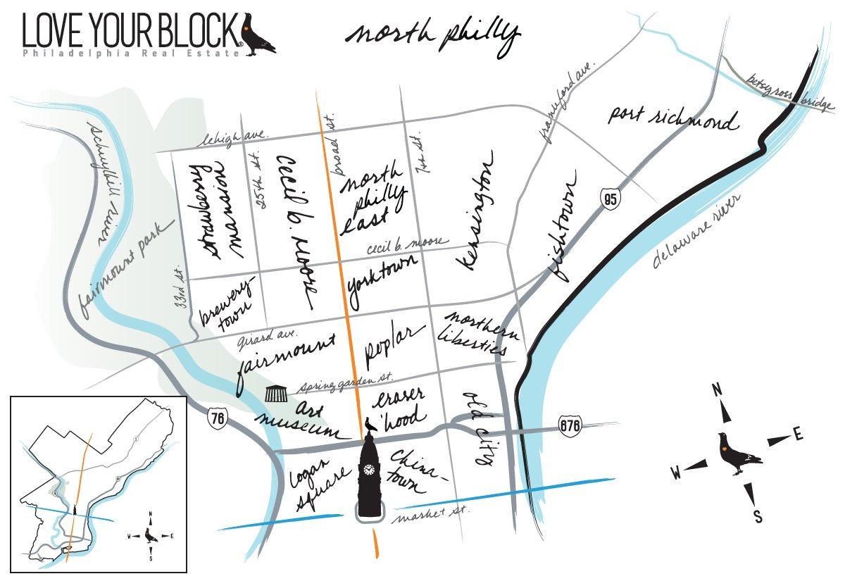 Love Your Block® | North Philadelphia